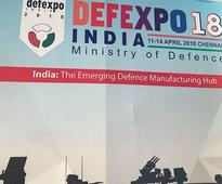 DefExpo 2018: Indian and Russian firms sign 7 deals for defence hardware