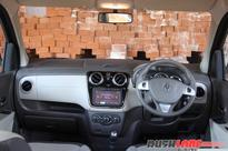Renault Lodgy to be offered to taxi operators to increase sales (rival Toyota Innova)