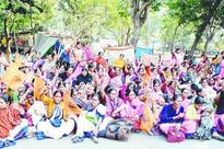 Child health workers upset