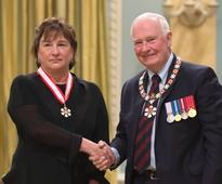 Bob Cole, Lawrence Hill among Order of Canada recipient honoured at Rideau Hall