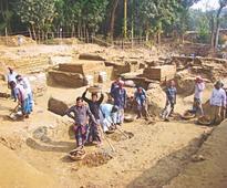 16 Buddhist stupas found at Nateshwar