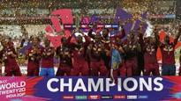 West Indies win second World T20 title