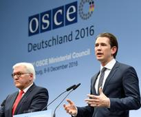 Next OSCE chairman to focus on fight against Islamist militancy