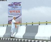 Bhupen Hazarika Bridge an infrastructural marvel, but what about rehabilitation of people?