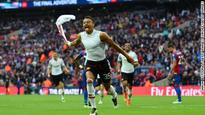 United wins FA Cup final in extra time