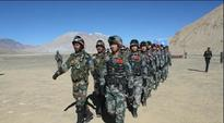 J&K: India, China hold joint army exercise in eastern Ladakh