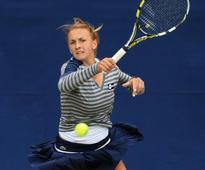 Sixth seed Lesia Tsurenko beaten in first round of Katowice Open
