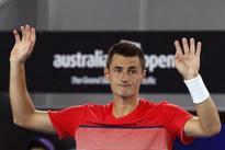 Australia's Tomic slammed for match point 'tank'