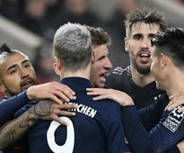 Bundesliga: Thomas Muller strikes late to earn Bayern Munich win; Borussia Dortmund break Signal Iduna Park jinx
