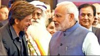 When Shah Rukh Khan met Prime Minister Narendra Modi at Global Business Summit 2018