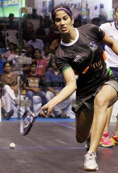 Chinappa beats Pallikal to win historic Asian Squash title