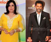 Farah Khan & Prabhudheva mesmerize the audience at the Indian Film Festival of Melbourne
