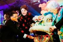 Trudeau ushers in Chinese New Year at Toronto Dragon Ball