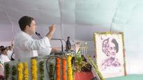 No community gets anything in Vibrant Gujarat, only 15 people get benefits: Rahul Gandhi