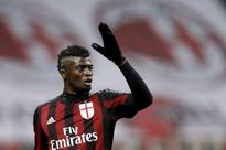 Soccer-Milan forward Niang aims to be back for Italian Cup final