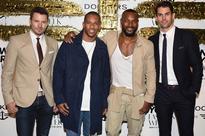 Stylish celebs flock to Fashion Week men's shows
