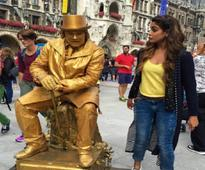 Badtameez Dil actress Asmita Sood takes off to Europe for a holiday; see pics