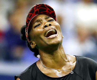 Venus not going anywhere despite US Open defeat