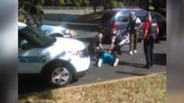 Charlotte, N.C., police release footage of fatal shooting