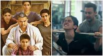Dhaakad making: Not just Aamir Khan, even his Dangal girls undergo deadly training, watch video