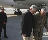 Top U.S. commander says war in Afghanistan is not a lost cause