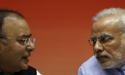 Modi's meeting with FM, FinMin officials postponed