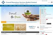 Central Depository Services files draft papers for IPO