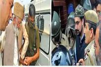Government foils Anantnag Chalo, detains Geelani, Mirwaiz