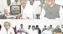 BJP has nothing to do with cessation of Hyderabad, Round Table Conference