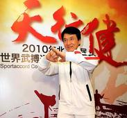 Jackie Chan wrapping up latest Indo-Chinese film 'Kung Fu Yoga'
