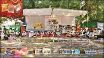 Want drugs? Head to Delhi's protest site Jantar Mantar