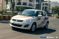 Maruti Swift Driver Side Airbag Now Standard!