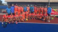 Four Nations Invitational Hockey: India upset Belgium 5-4
