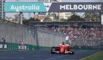 Sebastian Vettel storms to Australian Grand Prix win