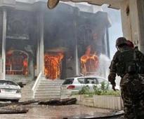 Lashkar Responsible for Attack at Indian Consulate in Herat: US