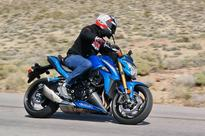 Suzuki GSX-S1000 Death Valley Test | The Blue Baboon, Refined