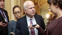 McCain dismisses Russian impact on election, stresses need for cyber committee