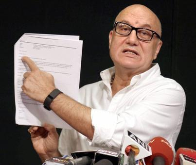 Of course, I'll go: Anupam Kher if he was invited to Pakistan