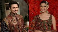 Amid political row, Pakistani actors Ali Zafar and Mahira Khan walk the ramp for Bollywood couturier