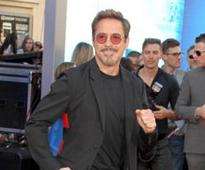 Robert Downey Jr Never Thought Of Playing a Father Figure