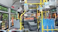 From smart buses to toilets, city gets projects worth Rs 500 crore