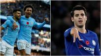 Premier League: Manchester United lose to Chelsea, City beat Arsenal to go eight points ahead