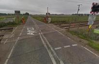 Man seriously hurt as train hits car