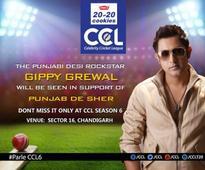 Celebrity Cricket League (CCL 6) live score updates: Punjab De Sher vs Bengal Tigers