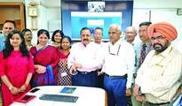 Jitendra launches e-Office of North Eastern Council