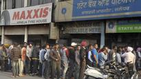 Currency crunch: People find, chase cash vans to ATMs!