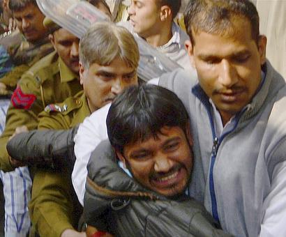 Delhi Police did not arrest attacker even after I identified him: Kanhaiya
