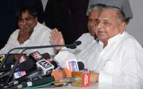 Akhilesh Yadav isn't the obvious choice for next UP CM, hints Mulayam Singh Yadav
