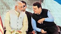 Modi ji doesn't let us sleep till a project is completed, says Maharashtra Chief Minister Devendra Fadnavis