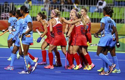 Hockey: India's women team thrashed by USA